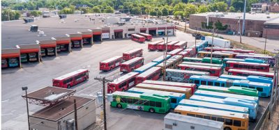 $464 million awarded to revitalise America's bus infrastructure