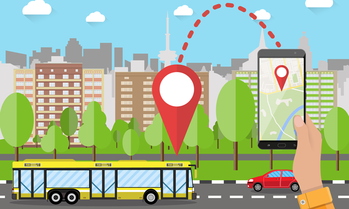 Real time information to improve bus travel in England