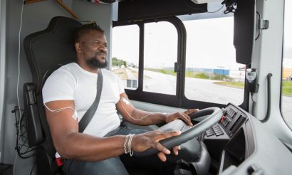 Study finds new steering technology reduces bus driver work-related injuries