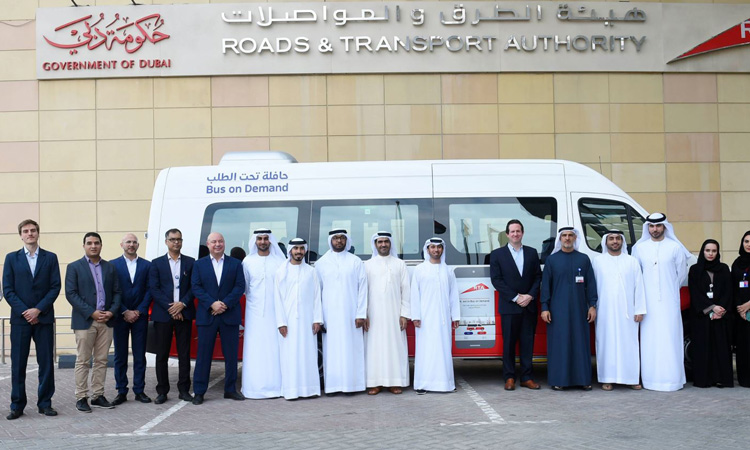 Dubai rolls out on-demand bus service after successful trial