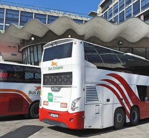 bus eireann buses in dublin