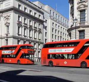 London bus fleet