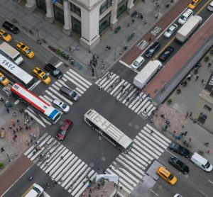 Bus lane violation cameras to be installed on New York buses