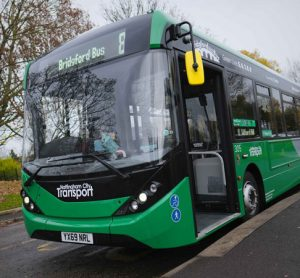 Nottingham completes upgrade to bus fleet