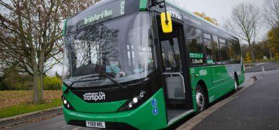 Nottingham completes upgrade to bus fleet