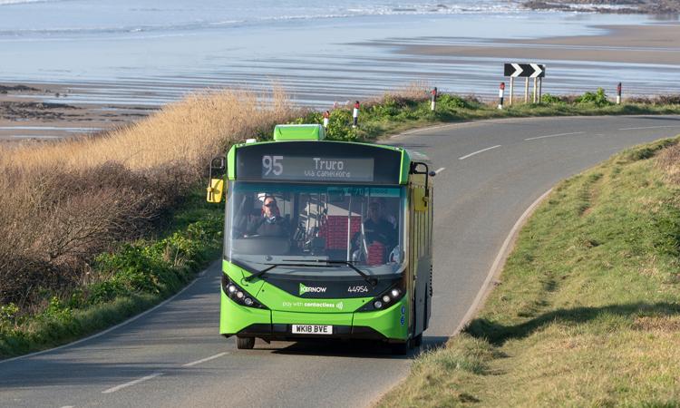 A new data platform will help utilise location information regarding buses