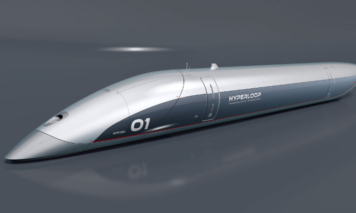 New plans for Great Lakes Hyperloop unveiled by HTT and NOACA