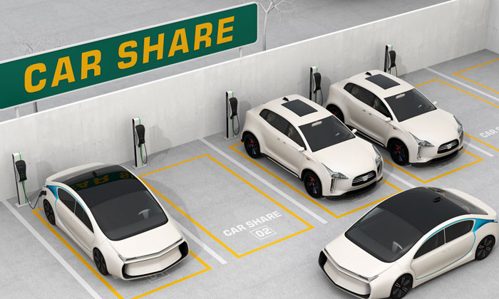Global car-sharing fleet to grow by more than 13 per cent in 2018