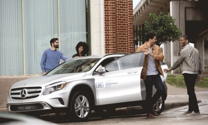 Carshare service sees significant growth in North America
