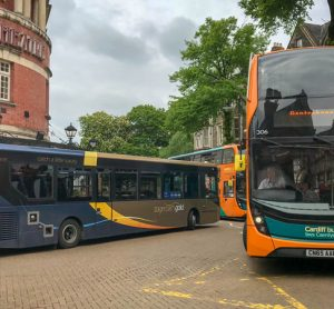 Bus operators across Wales to benefit from Bus Emergency Scheme