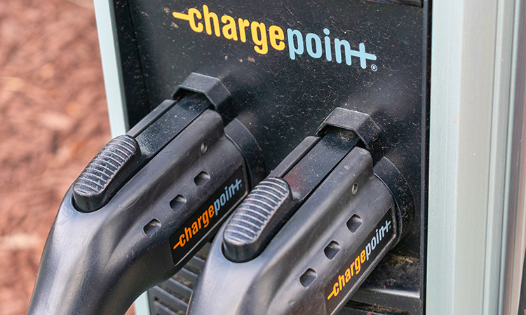 chargepoint is now on the stock market