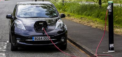 chargepoint in england