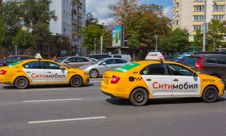 Russian ride-hailing firm Citymobil integrates Urent e-scooters into service