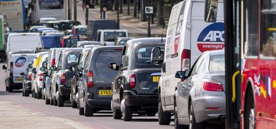 congestion in London