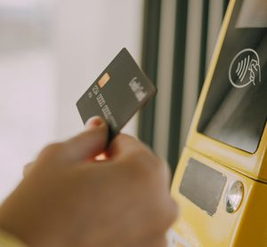 contactless payment buses