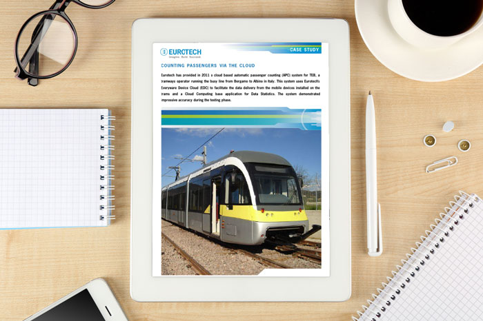 Whitepaper: Counting passengers via the cloud