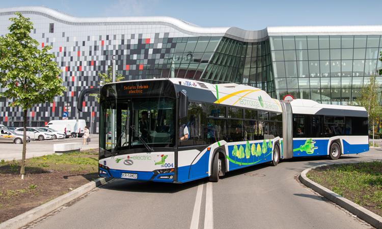 blue solaris bus