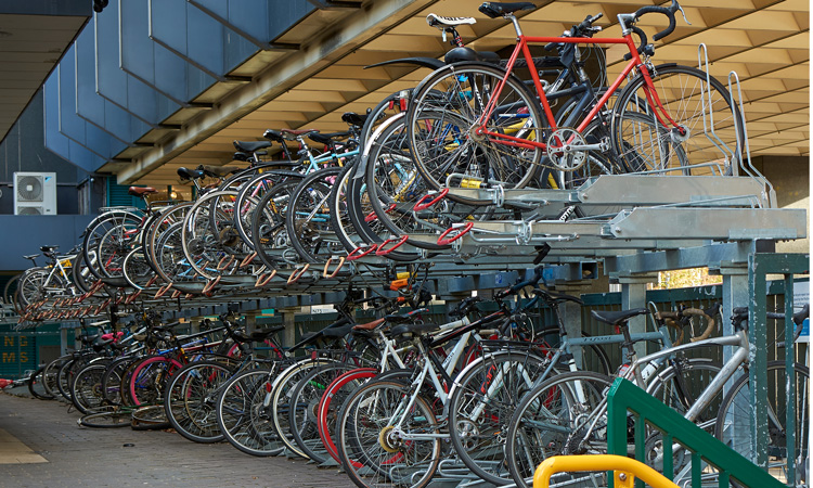 TfL to create 7,800 new cycle parking spaces across London's boroughs