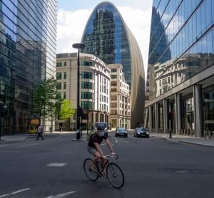 COVID-19 walking and cycling infrastructure supported by most in London, survey finds