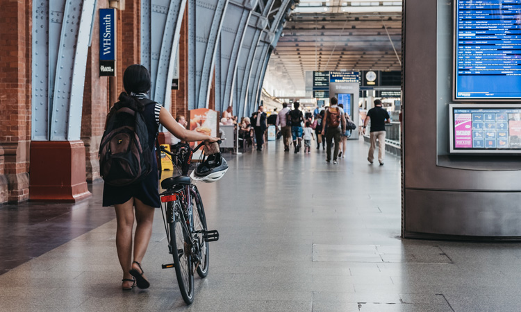 Network Rail and Cycling UK partner to encourage uptake of cycling