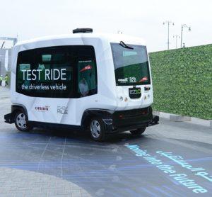 Dubai's RTA begins self-driving vehicle trials at Expo 2020 Dubai site
