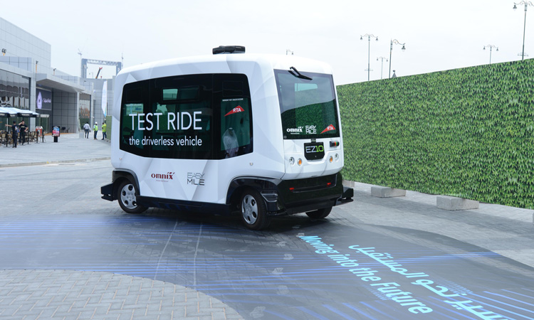 Dubai's RTA begins self-driving vehicle trials at Expo 2020 Dubai site