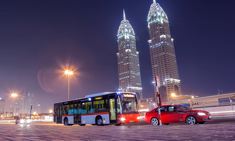 Dubai enables public design and proposal of new bus routes