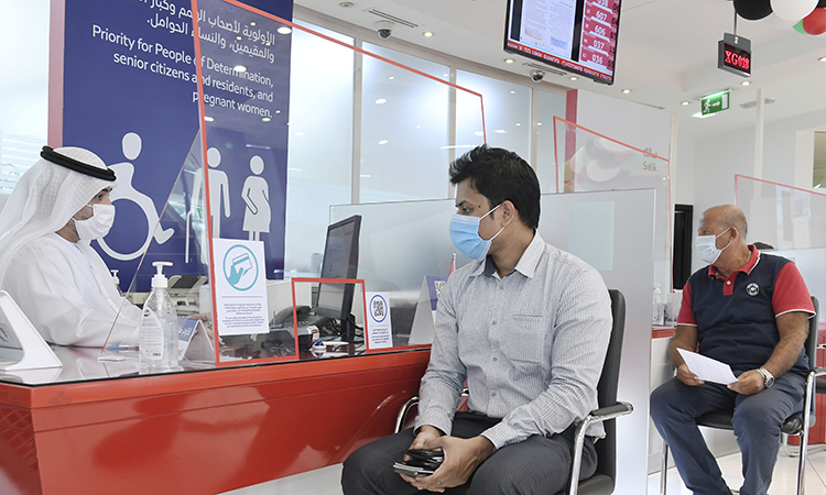 dubai's rta customer happiness centre