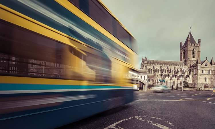 Dublin bus services predicted to increase by 22 per cent under Network Plan