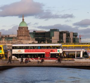 Dublin mobility recovery plan published