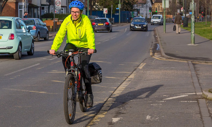New scheme aims to encourage Londoners to use e-bikes
