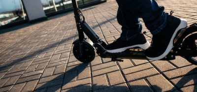 First UK e-scooter trial now underway