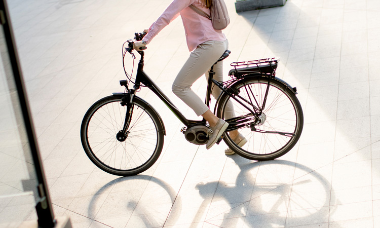 E-bikes to lead the way in Scotland's green recovery