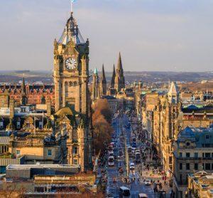 Edinburgh publishes draft 10 year City Mobility Plan