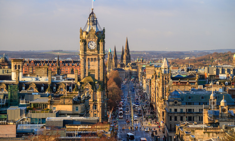 Edinburgh publishes draft 10 year City Mobility Plan