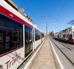 Proposals for an improved public transport system in Edinburgh
