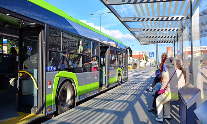 More cities in Europe turning to electric buses says report