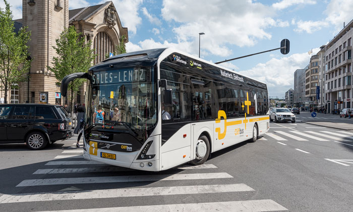 Norway buys six Volvo 7900 electric buses in turnkey package