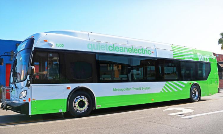 MTS launches $12.5 million zero-emission bus pilot
