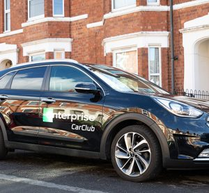 enterprise will take part in the mobility credits scheme