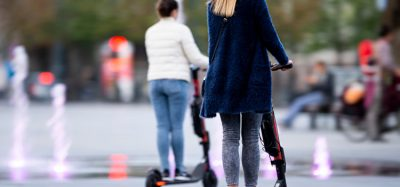 e-scooters are now legal in UK