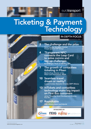 Ticketing & Payments Technology in-depth focus digital issue #3 2017