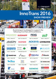InnoTrans 2016 show preview