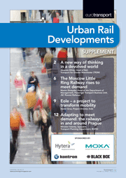 Urban Rail Development Supplement