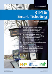 RTPI & Smart Ticketing supplement 2016
