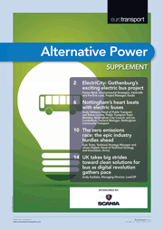 Eurotransport alternative power supplement