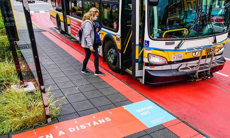 bus rapid transit boston