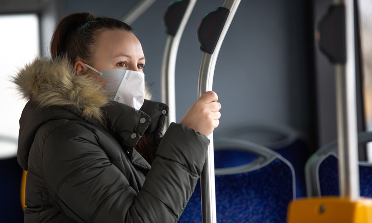 Coronavirus: Face coverings mandatory on public transport in England from 15 June