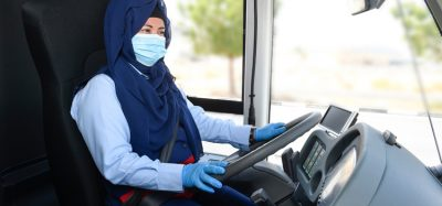 women bus driver in workforce