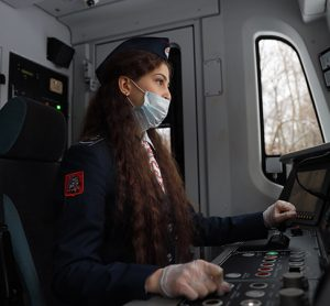 Women have been hired as metro drivers for the first time this year